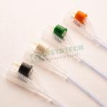 Essenzial Foley Balloon Catheter, Latex-free, Silicone (Needle-Free)