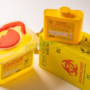 Essenzial Safety Box & Sharps Container